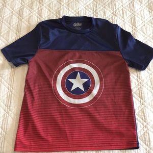 😎 3 for $10‼️ Avengers Captain America tee